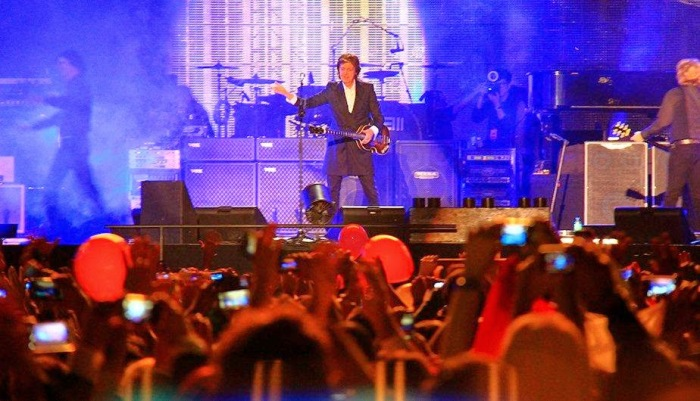 PAUL MCCARTNEY EN LIMA (1)