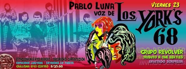 PABLO LUNA DE LOS YORKS