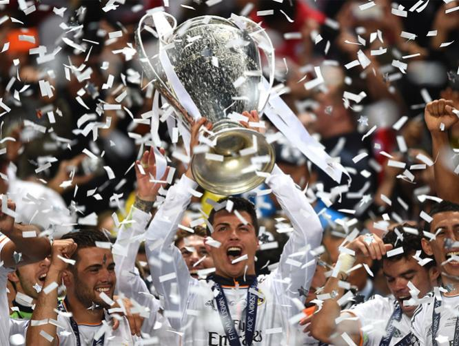 REAL MADRID CAMPEON CHAMPIONS LEAGUE 2014