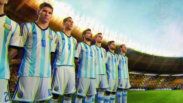 argentina present 243 sus 23 jugadores para el mundial de