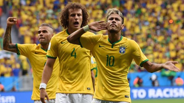 brasil camerun