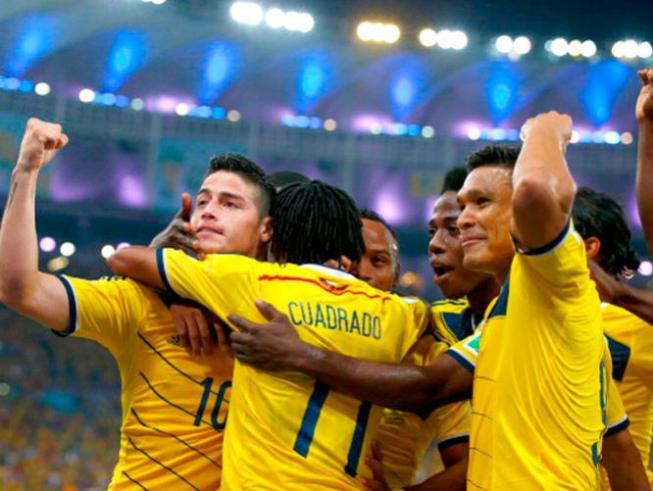 colombia 2 uruguay 0