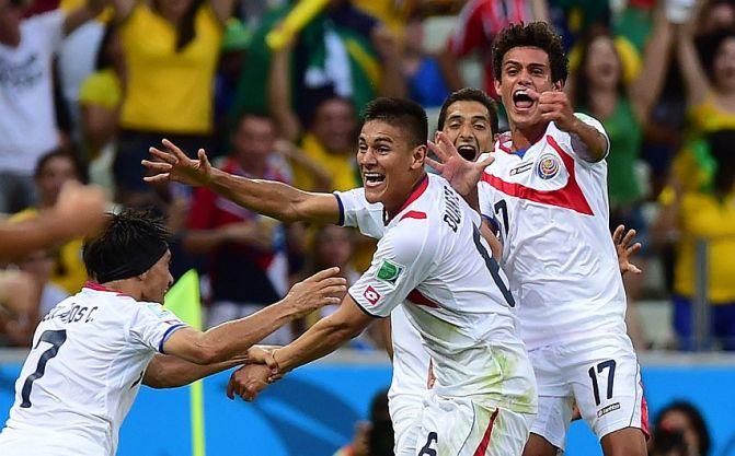 COSTA RICA 3 URUGUAY 1