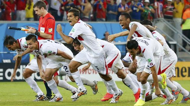 Octavos de Final Mundial Brasil 2014: Costa Rica vs Grecia [FIN DEL  PARTIDO]   Mejor hablar de ciertas cosas...