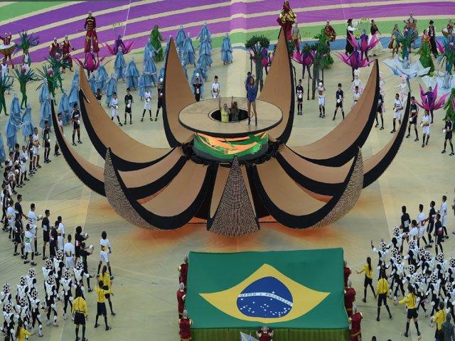 INAUGURACION BRASIL 2014
