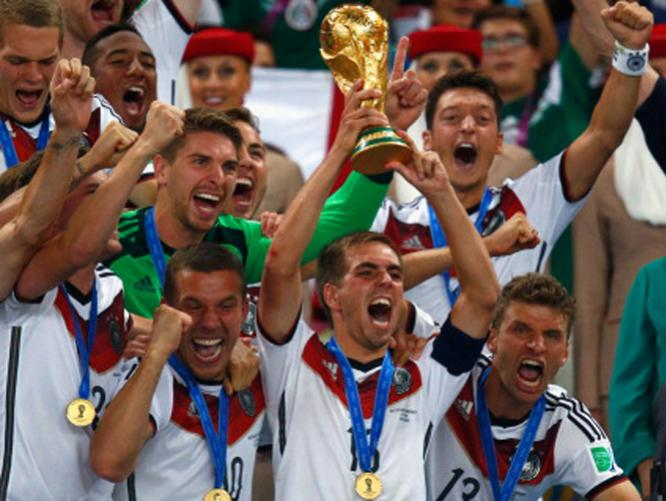 ALEMANIA CAMPEON