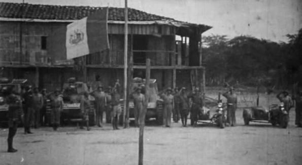 GUERRA DEL 41 PERU ECUADOR