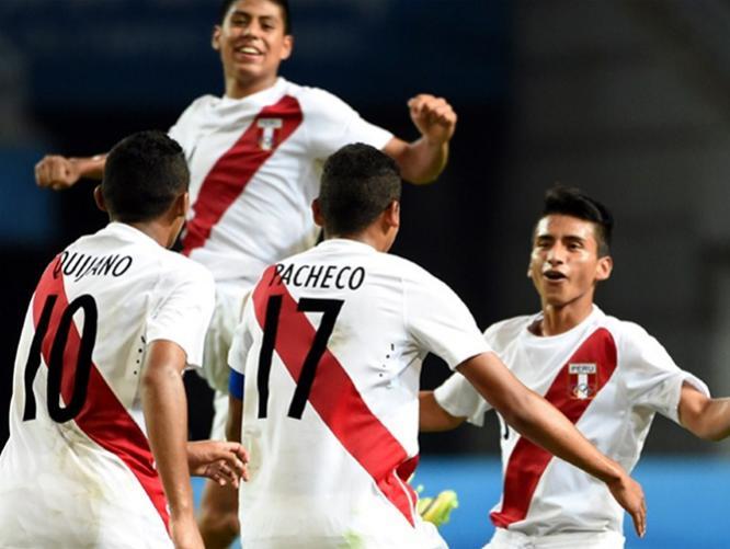 PERU A LA FINAL DE LOS JUEGOS OLIMPICOS DE LA JUVENTUD