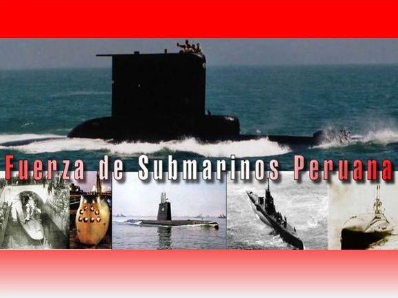 FUERZA DE SUBMARINOS PERUANOS