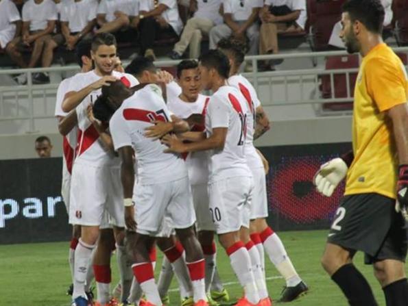 PERU 2 - QATAR 0