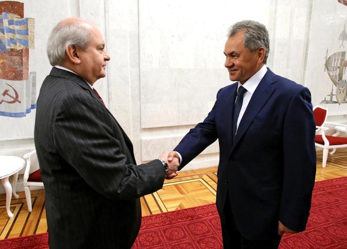 PERU RUSIA MINISTERIO DE DEFENSA