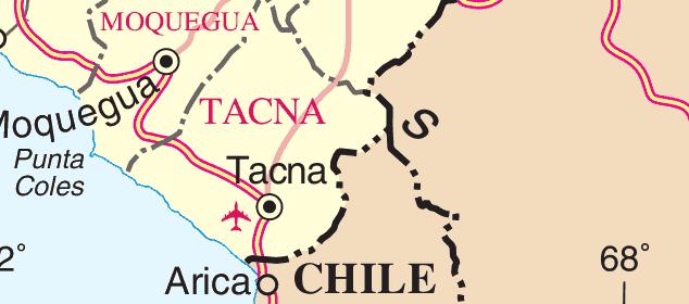 TACNA ARICA