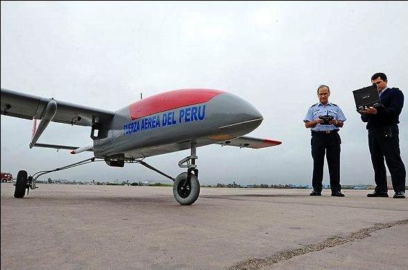 DRONES PERUANOS
