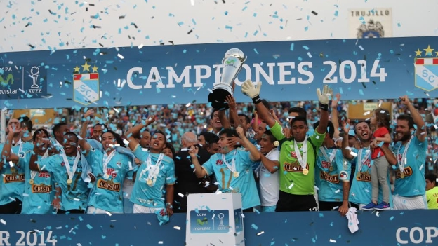 CRISTAL CAMPEON 2014