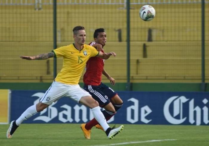 BRASIL 2 - COLOMBIA 1 SUB20 2015