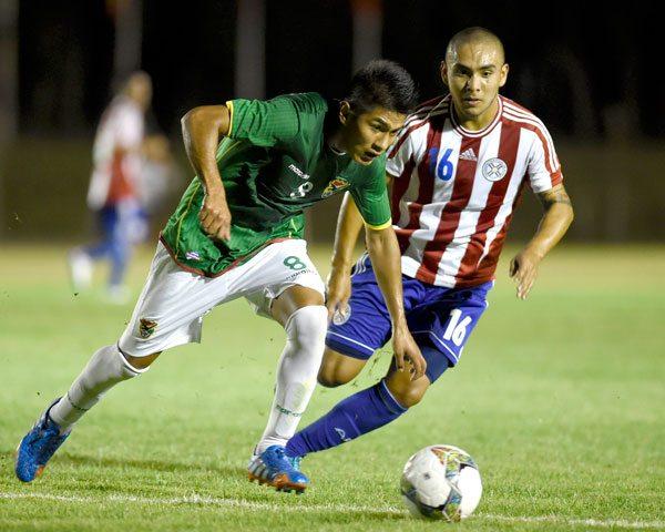 paraguay 4 - bolivia 2