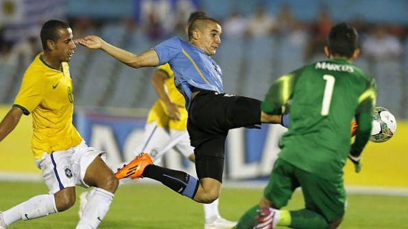 URUGUAY 0 - BRASIL 0 SUB20 2015