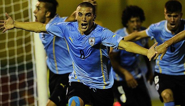 Sudamericano Sub 20 2015: Uruguay Vs Colombia [FIN DEL