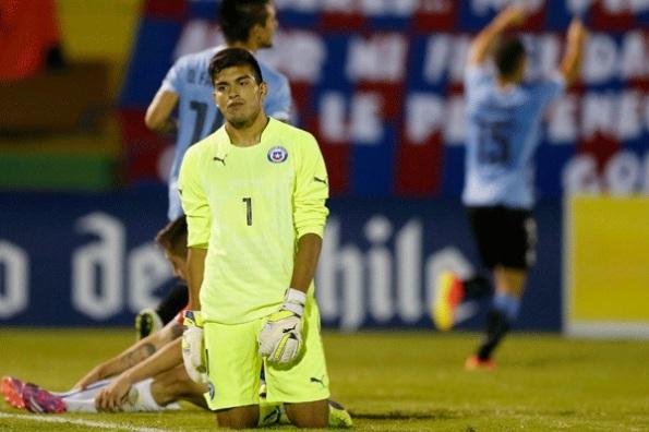 URUGUAY 6 - CHILE 1