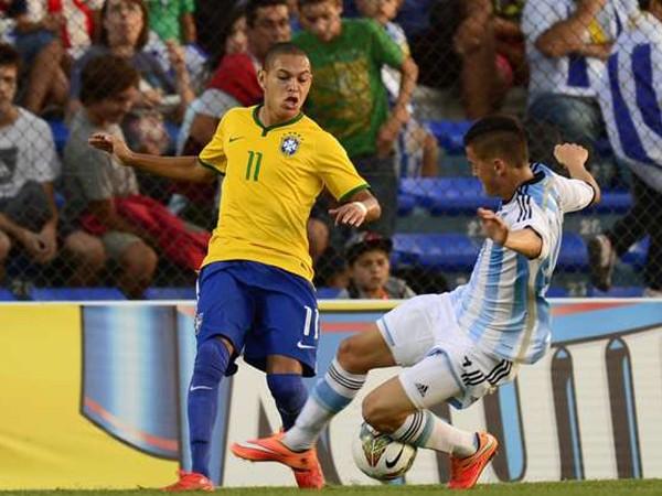 ARGENTINA 2 - BRASIL 0