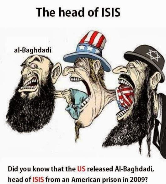 ISIS ISRAEL ESTADOS UNIDOS