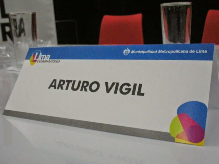 ARTURO VIGIL ROCK PERUANO