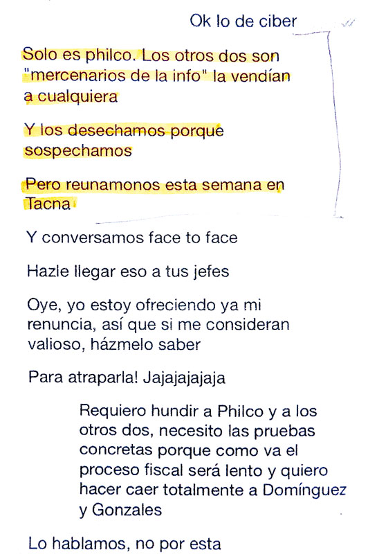 CHILENO CONFIRMA ESPIONAJE AL PERU (1)