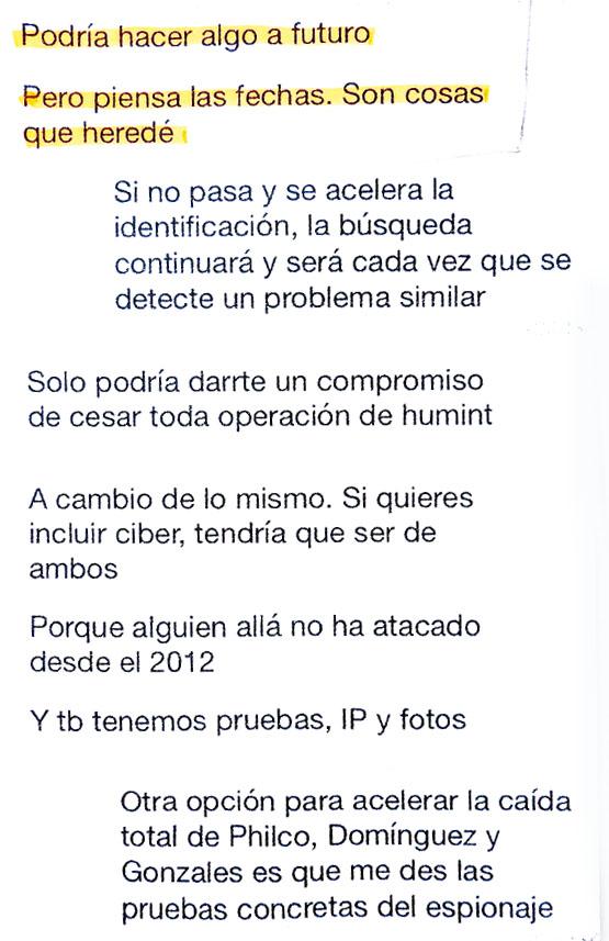 CHILENO CONFIRMA ESPIONAJE AL PERU (5)