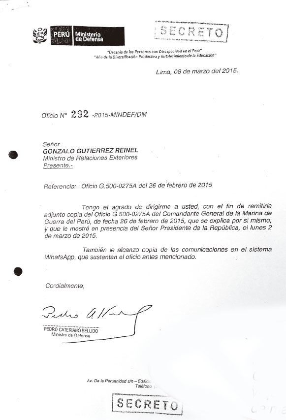 CHILENO CONFIRMA ESPIONAJE AL PERU (6)