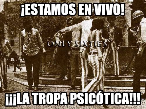 LOS ESCORPIONES HIPPIES PERUANOS