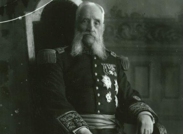 MARISCAL ANDRES AVELINO CACERES DORREGARAY