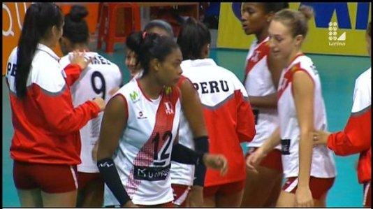 PERU 3 - CUBA 0 COPA LATINA 2015