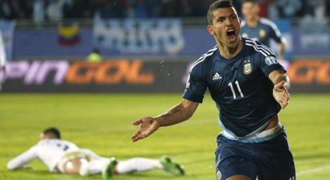 ARGENTINA 1 URUGUAY 0 COPA AMERICA 2015