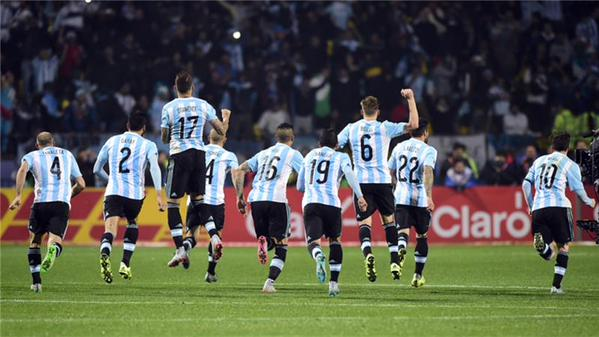 ARGENTINA ELIMINA A COLOMBIA COPA AMERICA 2015