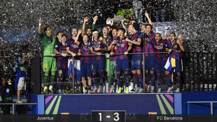 BARCELONA CAMPEON CHAMPIONS LEAGUE 2015
