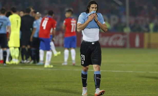 CHILE 1 URUGUAY 0 COPA AMERICA 2015