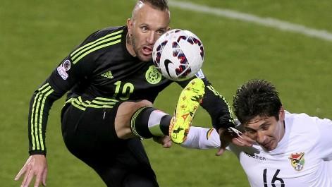 MEXICO 0 BOLIVIA 0