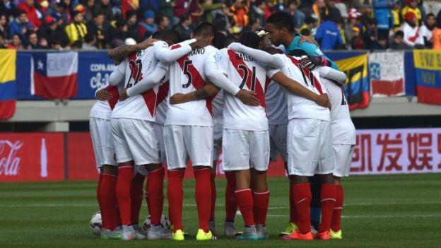PERU 0 COLOMBIA 0 COPA AMERICA 2015