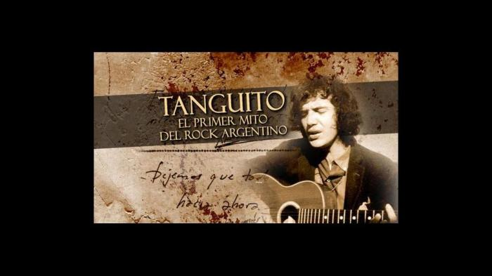 TANGUITO ROCK ARGENTINO