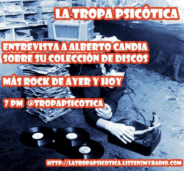 AFICHE TROPA PSICOTICA PROGRAMA 36
