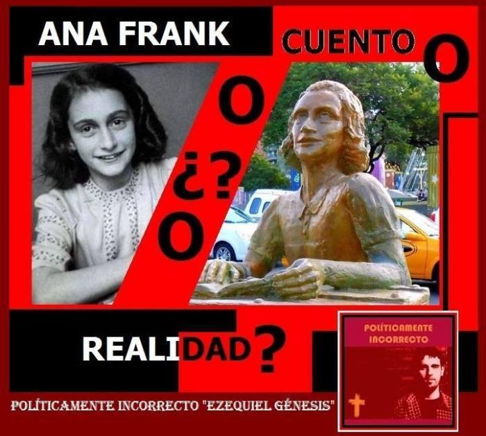 ANA FRANK MITO