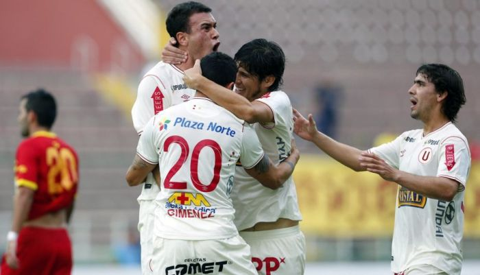 ANZOATEGUI 1 - UNIVERSITARIO 3
