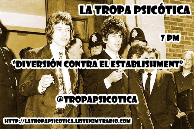 TROPA PSICOTICA 15 DE AGOSTO PROGRAMA 37 2015