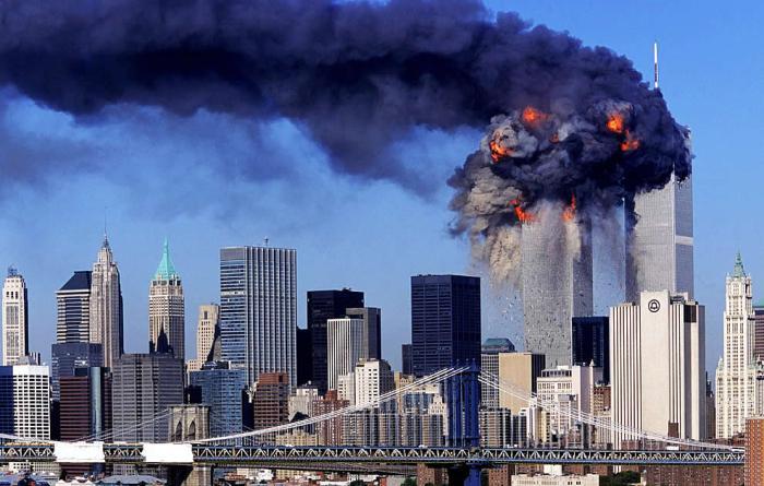 11 de setiembre 2001