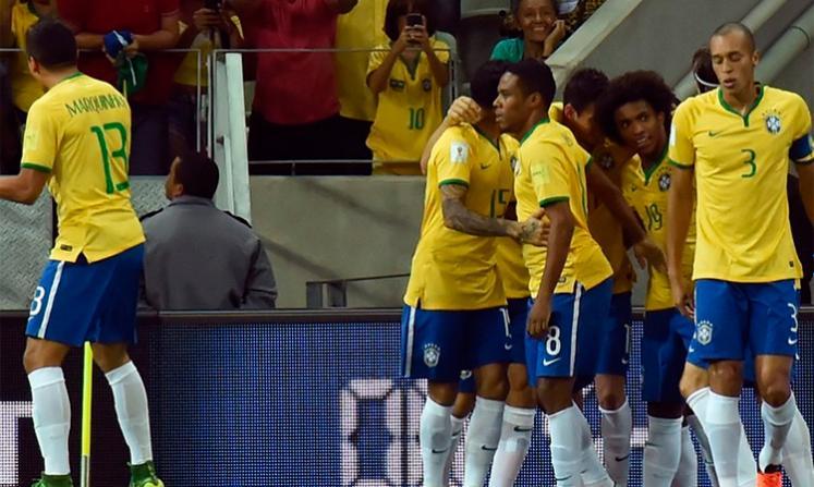 BRASIL 3 VENEZUELA 1
