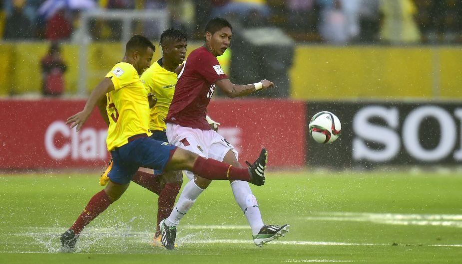 ECUADOR BOLIVIA 2018