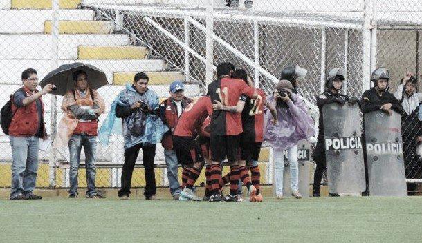 MELGAR A LA FINAL 2015