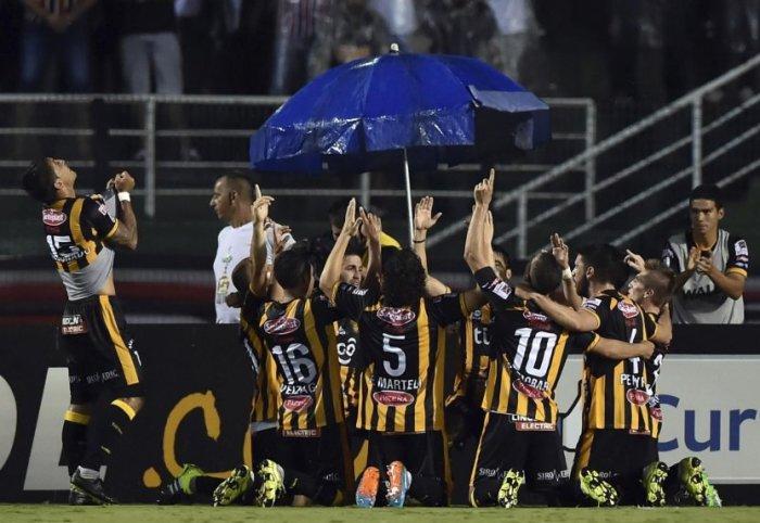 sao paulo 0 the strongest 1 libertadores 2016