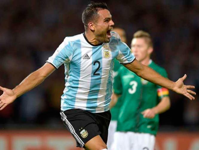 argentina 2 bolivia 0 2016