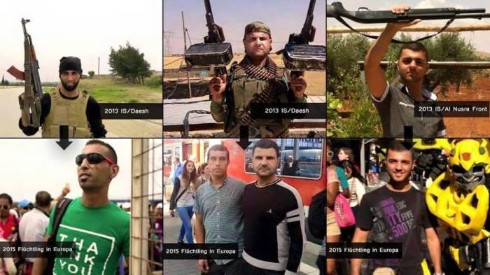 REFUGIADOS 2016 TERRORISTAS